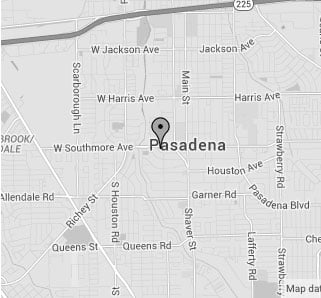 map-pasadena