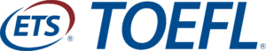 TOEFL logo ICT