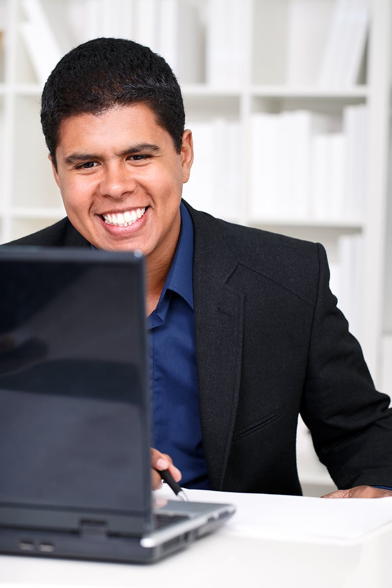 Bilingual Administrative Support professional working as an administrative assistant